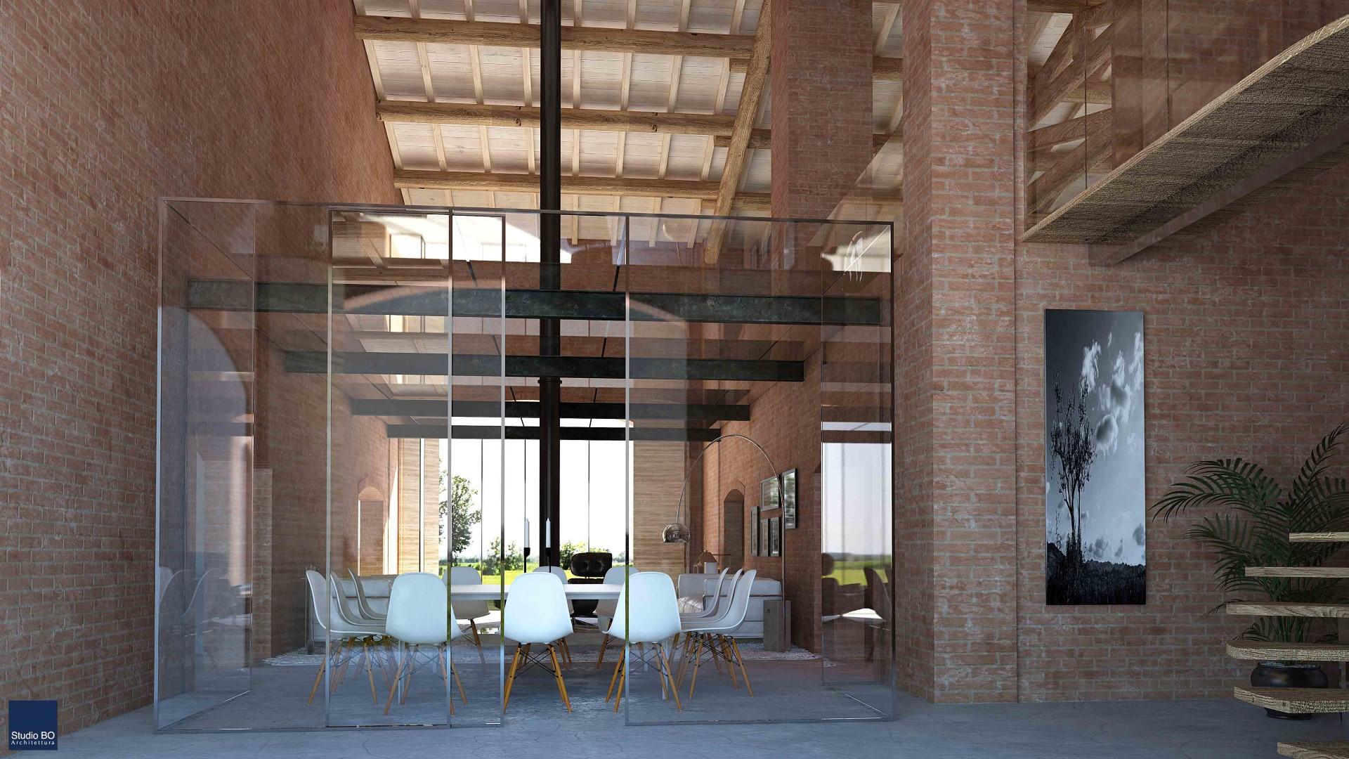 Ristrutturazione edificio - Pomponesco (MN)