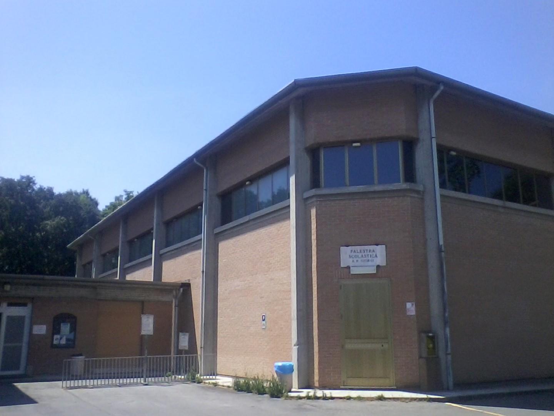 Adeguamento Statico Palestra «R. Giorgi» - Reggiolo (RE)