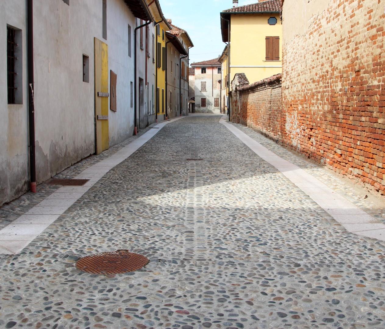 Riqualificazione di Borgo di Castelponzone