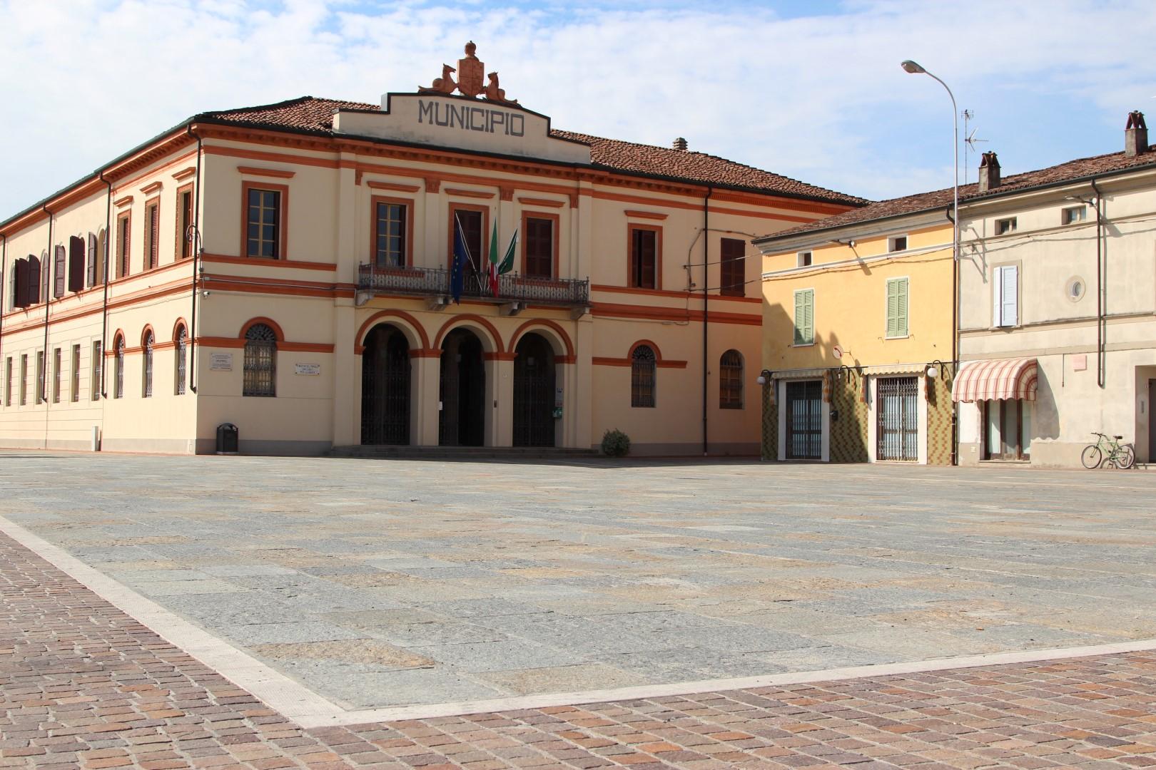Palazzo Comunale - Gussola (CR)