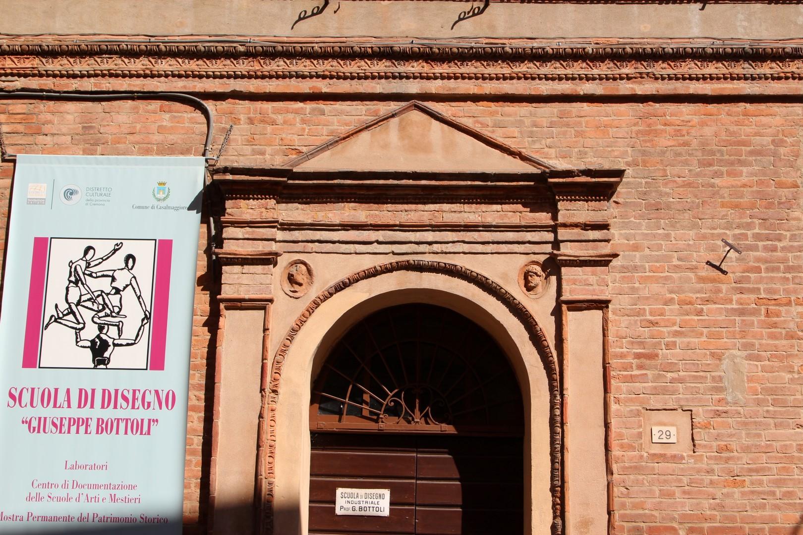 Ristrutturazione Palazzo Martinelli - Casalmaggiore (CR)