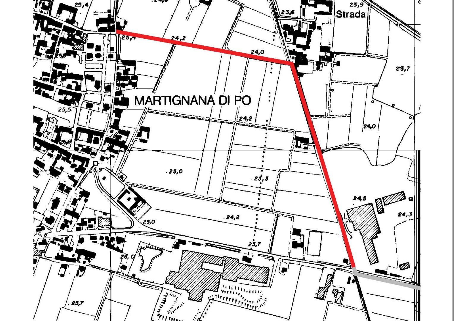 Rete fognaria - Martignana di Po (CR)