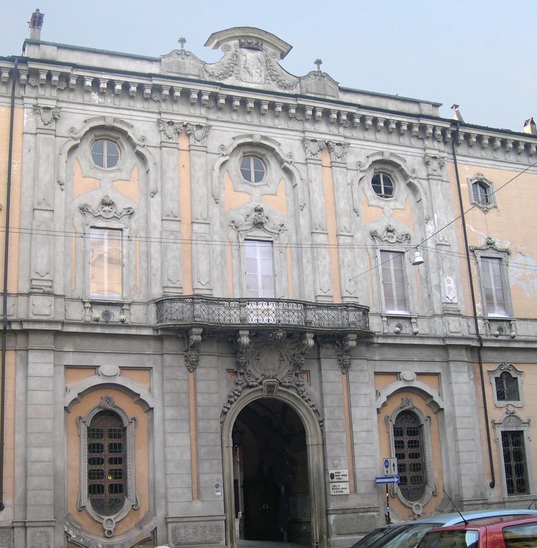 Restauro Palazzo Stanga - Cremona